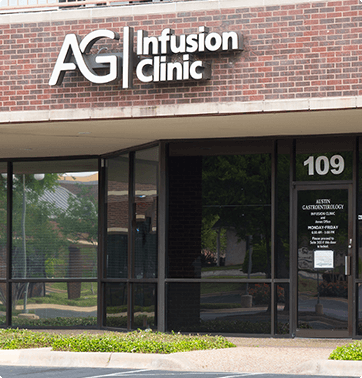 Infusion Therapy - GI & Liver Conditions - Austin Gastro Infusion Center