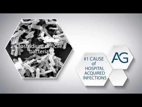 Dr. Benjamin Havemann with Austin Gastro on Clostridium Difficile Infection (C. Diff)