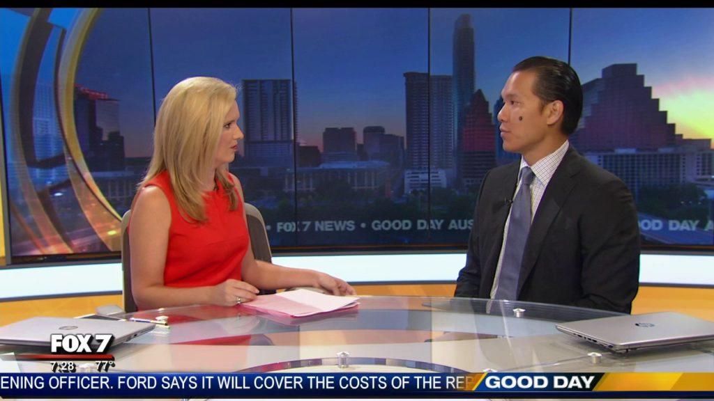 Dr. John Tsai Discusses Fatty Liver Disease on FOX 7 News