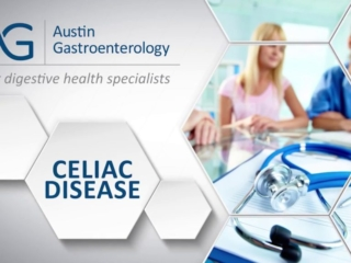 Dr. Robert Frachtman with Austin Gastro on Celiac Disease