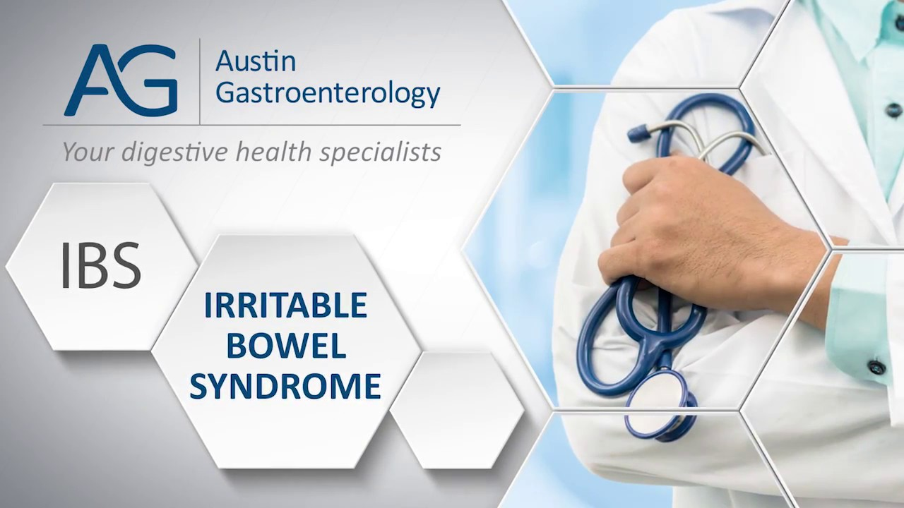 Dr. Kenneth Ellis with Austin Gastro Irritable Bowel Syndrome (IBS)